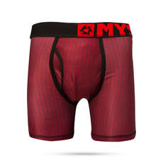 Mystic Quickdry Boxer - Bordeaux