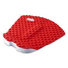Northcore Ultimate Surfboard Deck Grip Tail Pad  - Red