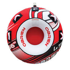 OBrien Le Tube Towable Boat Tube 2019 - Red