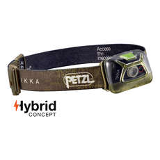 Petzl TIKKA Compact 200L Headtorch - Green