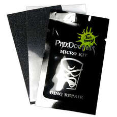 Phix Doctor Epoxy/Poly Micro Repair Kit for Surfboards - 1 Pack