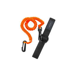 Laisse Point 65 Paddle Coiled - Orange