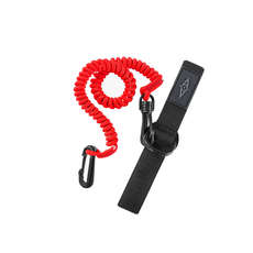 Point 65 Paddle Leash Enrollado - Rojo