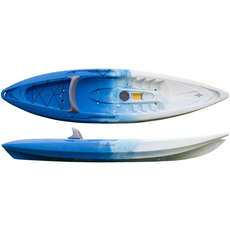 Point 65 SeaDog Kayak  - Blue/White
