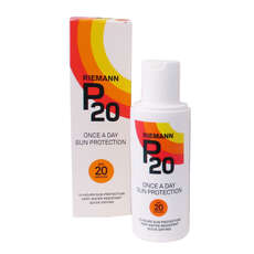Riemann P20 Once A Day Sun Protection SPF20 Lotion - 100ml