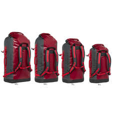 Palm River Trek Dry Bag - Chile / Gris
