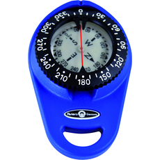 Riviera Hand Held Bearing Compass - Blue or Yellow