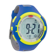 Ronstan Clear Start Sailing Watch - Blue/Lime