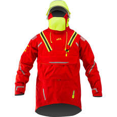 Zhik Isotak X Rexiseal Offshore Sailing Smock 2018 - Flame Red