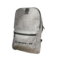 Sola Surf Laptop Backpack - Grey Melange