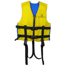 Spinera Childs Resort Buoyancy Aid  - Yellow/Blue