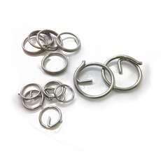 Holt A4 Stainless Steel Split Rings