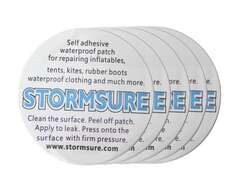 Stormsure Instant Waterproof Patches 75mm - Pack of 5