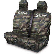 Surflogic Waterproof Car / Van  Seat Cover Double - Camo