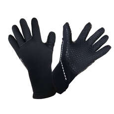 Guantes De Neopreno Typhoon Neo 3Mm  - Negro