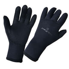 Guantes De Neopreno Typhoon Swarm 3Mm Blindstitched  - Negro