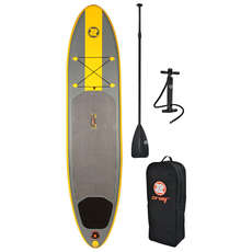 Pacchetto Gonfiabile Paddle Board 2018 Di Typhoon Z-Ray X2 Isup