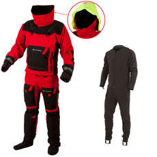 Typhoon PS330 Xtreme Drysuit 2017 & Undersuit