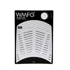 WMFG Kiteboard Traction Pad - Front Foot Pad - White