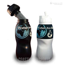 Water To Go Drinking Water Purification Bottle - Water Filter Bottle