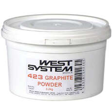 West Systems 423 Graphite Powder - 200g