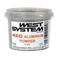 West Systems 420 Aluminium Powder - 0.1Kg
