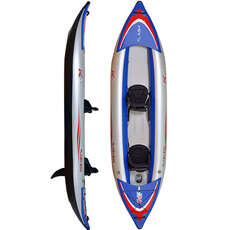 Z-Pro Flash 200 High Pressure 2 Person Inflatable Kayak & Pump Package