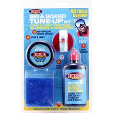 Zardoz Ski & Snowboard Notwax Tune-Up-Basis-Kit - Flüssige Teflon Wax