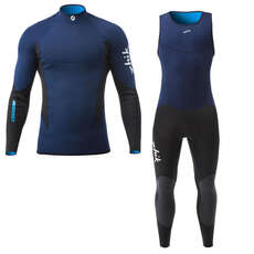 Zhik Microfleece V Skiff Suit / Top Kit Bundle 2018
