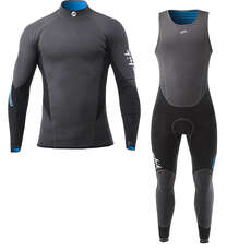 Zhik Microfleece X Skiff Suit / Top Kit Bundle 2018