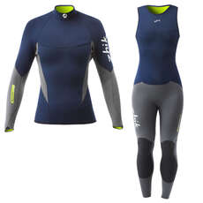 Zhik Womens Superwarm V Skiff Suit / Top Kit Bundle 2018