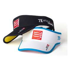 Compressport Visor Cap - White