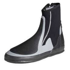 Crewsaver Junior Zip Boots 2018 - Negro