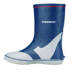 Crewsaver Short Junior Sailing Boots - Navy