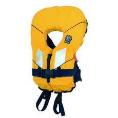 Crewsaver Childrens Spiral 100N Lifejacket - Jaune / Marine