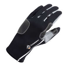 Crewsaver Tri-Season Gloves 2019 - Black