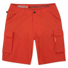Musto Evolution Pro Lite UV Fast Dry Shorts 2019 - Fire Orange