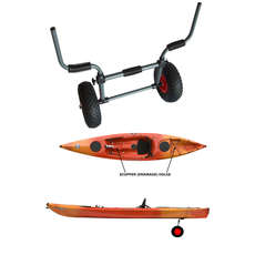 Gear Up Sit On Top Kayak Cart / Trolley