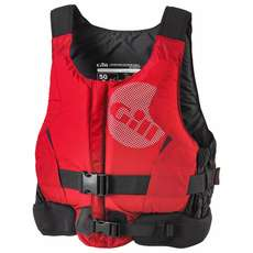 Gill Front Zip Buoyancy Aid - New Red