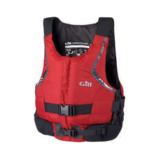 Gill Front Zip Buoyancy Aid - Red