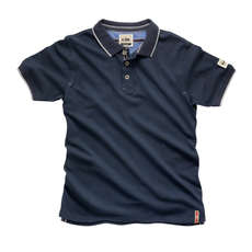 Gill Mens Polo - Navy