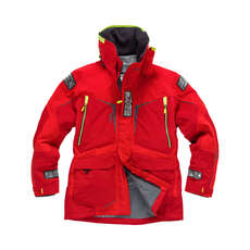 Gill OS1 Offshore Sailing Jacket  - Red