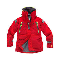 Gill OS1 Womens Offshore Sailing Jacket 2019 - Red