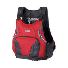 Gill Pro Racer Buoyancy Aid - Red