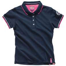 Gill Womens Elementi Polo - Navy