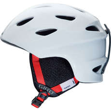 Giro G9 Jr. Youth Ski & Snowboard Helmet - White