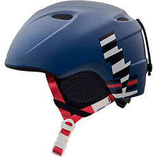 Giro Slingshot Youth Ski & Snowboard Helmet - Blue Paul Frank Bolt