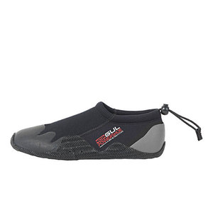 f53cbb8bc547 Gul Power Slippers 3mm Wetsuit Shoes 2019 - Black Grey
