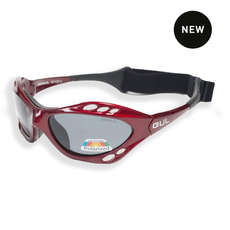 Gul Evo Floating Sunglasses 2017 - Maroon/Black