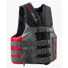 Gul Junior Impact Vest 2017 - Noir / Rouge